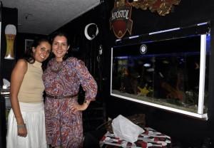 Laura Herrera /GENTE DE CAÑAVERALLaura Jaimes y Leidy Ramírez.