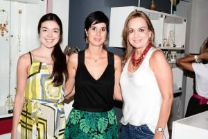 Ana María Rincón, María Inés  Vila y María Margarita Mantilla. - Suministrada /GENTE DE CAÑAVERAL
