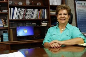 Doris Sarmiento de Gamboa es una mujer enamorada de la educación. - César Flórez/GENTE DE CAÑAVERAL