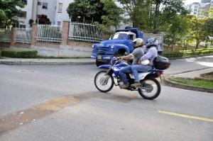 Los conductores están inconformes.  - Larua Herrera/GENTE DE CAÑAVERAL
