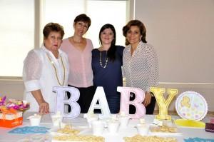 Alejandra Rojas, Eleonora Granados, María Alejandra Rubio, Martha de Rubio.  - Laura Herrera/GENTE DE CAÑAVERAL