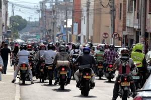 Recuerde que este sábado será un día sin moto.  - Archivo /GENTE DE CAÑAVERAL
