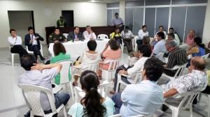 La comunidad espera respuesta por parte de la Policía y cumplimiento del Alcalde. - Suministrada/GENTE DE CAÑAVERAL