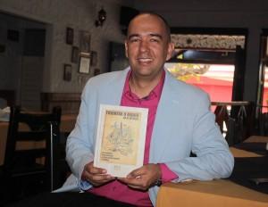 Diego Parra, gerente de la Fonda Paisa. Javier Gutiérrez/GENTE DE CAÑAVERAL