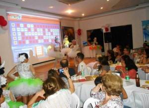 Además del bingo, hubo actividades culturales.  - Suministrada/GENTE DE CAÑAVERAL