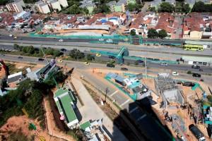 La comunidad pide que se tenga en cuenta abrir una salida a la autopista por la paralela oriental. - Javier Gutiérrez/GENTE DE CAÑAVERAL