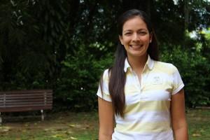 Esta joven docente espera seguir estudiando.  - Suministrada/GENTE DE CAÑAVERAL