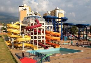 Aunque no hay una fecha definida para la apertura del parque Aculago que tendrá 15 atracciones.  - Achivo/GENTE DE CALAVERAL