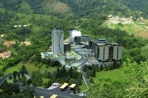 Se espera que la primera semana de diciembre de 2015 el Hospital Universitario de Colombia abra las puertas al público.  - Tomada de FCV.com/GENTE DE CAÑAVERAL
