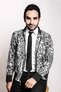 Julián Andrés Díaz, es un emprendedor santanderano que se ha dado a conocer en el mundo gracias a su línea de ropa.  - Suministrada/GENTE DE CAÑAVERAL