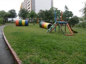 La jornada de recuperación del parque duró cuatro días con 12 personas.  - Audry Laguado / GENTE DE CAÑAVERAL