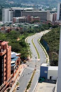 En 2015 arrancaría la segunda fase de la Transversal El Bosque.  - Javier Gutiérrez/GENTE DE CAÑAVERAL
