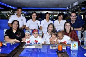 El pasado viernes 21 de noviembre se realizó el lanzamiento oficial de la campaña en el centro comercial.  - Laura Herrera /GENTE DE CAÑAVERAL