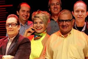 Estos son los profesionales que unieron sus voces y talentos musicales para ofrecer un concierto con fin social. - Suministrada /GENTE DE CAÑAVERAL