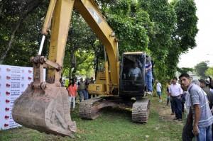 Este primero de diciembre arrancarán las obras para el llamado 'Tercer carril'.  - Larua Herrera / GENTE DE CAÑAVERAL