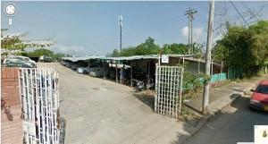 Este es el parqueadero que funciona en el sector. - Suminostrada / GENTE DE  CAÑAVERAL