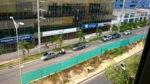 La comunidad pide presencia de las autoridadesd e tránsito.  - Suministrada /GENTE DE CAÑAVERAL