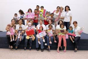 Los niños y niñas disfrutaron de una jornada de diversión  - sUMINISTRADA/GENTE DE  CAÑAVERAL