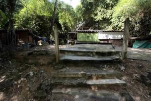 Esta es una parte del asentamiento que se crea sobre la zona.  - Archivo/GENTE DE VANGUARDIA