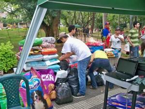 El Primer Perrogatón se realizó en julio de 2014. - Suministrada /GENTE DE CAÑAVERAL