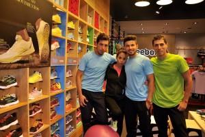 Carlos Gómez, Karen Duarte, Andrés Morales y Rubén Molina.  - Laura Herrera  /GENTE DE CAÑAVERAL