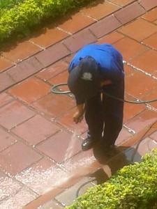 Para este periodista del barrio, en la actualidad el uso del agua es de sumo cuidado.  - Suministrada / GENTE DE CAÑAVERAL