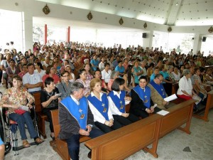 Los diferentes grupos de las iglesias han preparado de manera cuidadosa las actividades de la Semana Mayor.  - Archivo/GENTE DE CAÑAVERAL