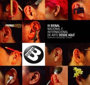 Imagen promocional de la Bienal de Arte 'Desde aquí'. - Suministrada /GENTE DE CAÑAVERAL