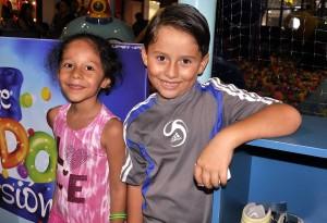 Isabel Sofía Ayaso Moreno y David Fernando Gamboa. - Laura Herrera/GENTE DE CAÑAVERAL