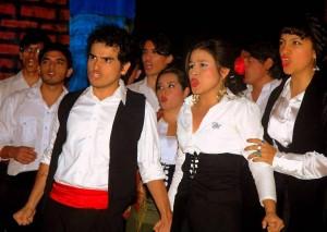 Estudiantes de canto lírico ofrecen concierto de ópera en la Unab.  - Suministrada/ GENTE DE CAÑAVERAL