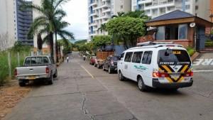 Los habitantes del sector hacen un llamado a las autoridades para que se intensifiquen  los operativos para recuperar la movilidad.  - Suministrada/GENTE DE CAÑAVERAL