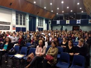 La conferencia se ha dictado en varias ciudades del país, con el fin de concienciar a los padres de familia sobre las consecuencias de la sobreprotección.  - Suministrada/GENTE DE CAÑAVERAL