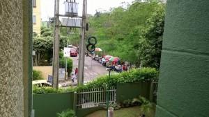 Suministrada/ GENTE DE CAÑAVERALLa comunidad de El Bosque sigue manifestando su inconformismo por las ventas ambulantes en las calles residenciales.