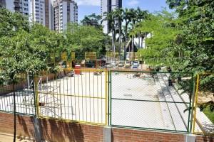 La comunidad denuncia vandalismo en la cancha de Cañaveral. - Archivo/ GENTE DE CAÑAVERAL