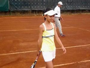 Valeria Carreño fue una de las deportistas sobresalientes en la competencia nacional.  - Suministrada/GENTE DE CAÑAVERAL