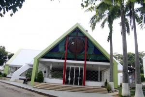 Durante el año, se organizarán diversas actividades para recuadar fondos para la restauración de la parroquia Santa María Reina  - Archivo/GENTE DE CAÑAVERAL