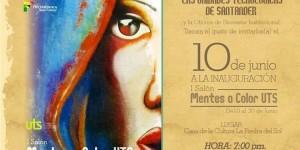 La muestra estará hasta el 30 de junio, en el salón de exposiciones de la Casa de la Cultura. - Suministrada/GENTE DE CAÑAVERAL
