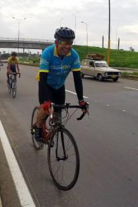 Iván Rojas hace parte de la Fundación Trasplantes y Deporte Colombia, cuyo objetivo es fomentar la donación de órganos. - Suministrada / GENTE DE CAÑAVERAL