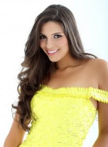 A sus 22 años, Esthefania Dignora Prieto cursa décimo semestre de Derecho.  - Suministrada/ GENTE DE CAÑAVERAL