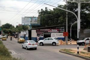 El semáforo de la autopista comenzará a funcionar en los próximos días, con el fin de evitar más accidentes.  - Javier Gutiérrez /GENTE DE CAÑAVERAL