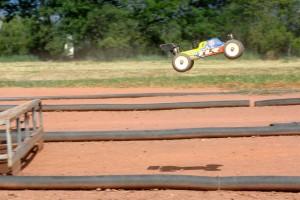 Diferentes obstáculos tienen que superar los competidores para alcanzar la meta