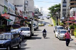 Conductores y peatones hacen un llamado a las autoridades para que efectúe operativos.   - Didier Niño /GENTE DE CAÑAVERAL