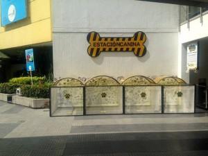 La Estación Canina es un espacio creado especialmente para las mascotas de quienes visitan el Centro Comercial Cañaveral  - Suministrada/GENTE DE CAÑAVERAL