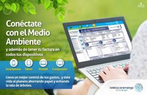 Los clientes podrán acceder a su factura electrónica mediante sus dispositivos móviles y portátiles.  - Suminisrada/GENTE DE CAÑAVERAL