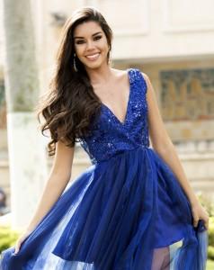Ashley Ordoñez Arévalo de 18 años es estudiante  de la Universidad Pontificia Bolivariana.  - Suministrada/GENTE CAÑAVERAL