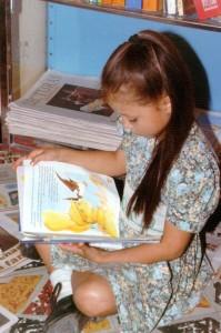 Niños desde los 13 años podrán participar en estos talleres de lectura que ofrece Rayuela. - Archivo /GENTE DE CAÑAVERAL