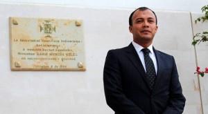 Luis Alexánder González Martín es el primer colombiano ganador de la medalla de Plata concedida por la Académie d'Agriculture de France (AAF).  - Suministrada/GENTE DE CAÑAVERAL