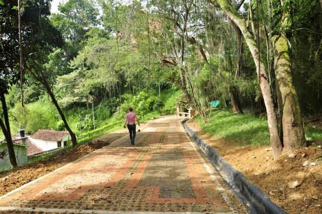 El parque de 'la 40' sería entregado en octubre, según informó el director de la Cdmb.(Foto: Javier Gutiérrez / VANGUARDIA LIBERAL)