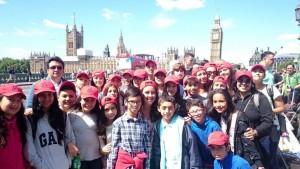 Suministrada/GENTE DE CAÑAVERAL Después de esta experiencia multicultural y de refuerzo del idioma, los estudiantes regresaron a Colombia para iniciar un nuevo año escolar con la experiencia vivida en Inglaterra.