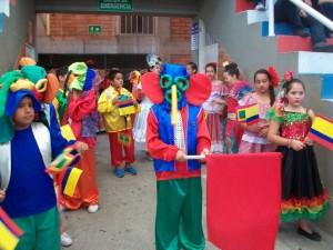 Durante cuatro días, los estudiantes de la Fundación Colegio UIS disfrutarán de su Semana Cultural.  - Suministrada/GENTE DE CAÑAVERAL
